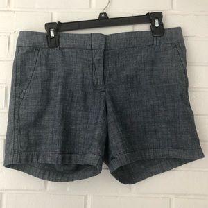 J. Crew shorts size 8